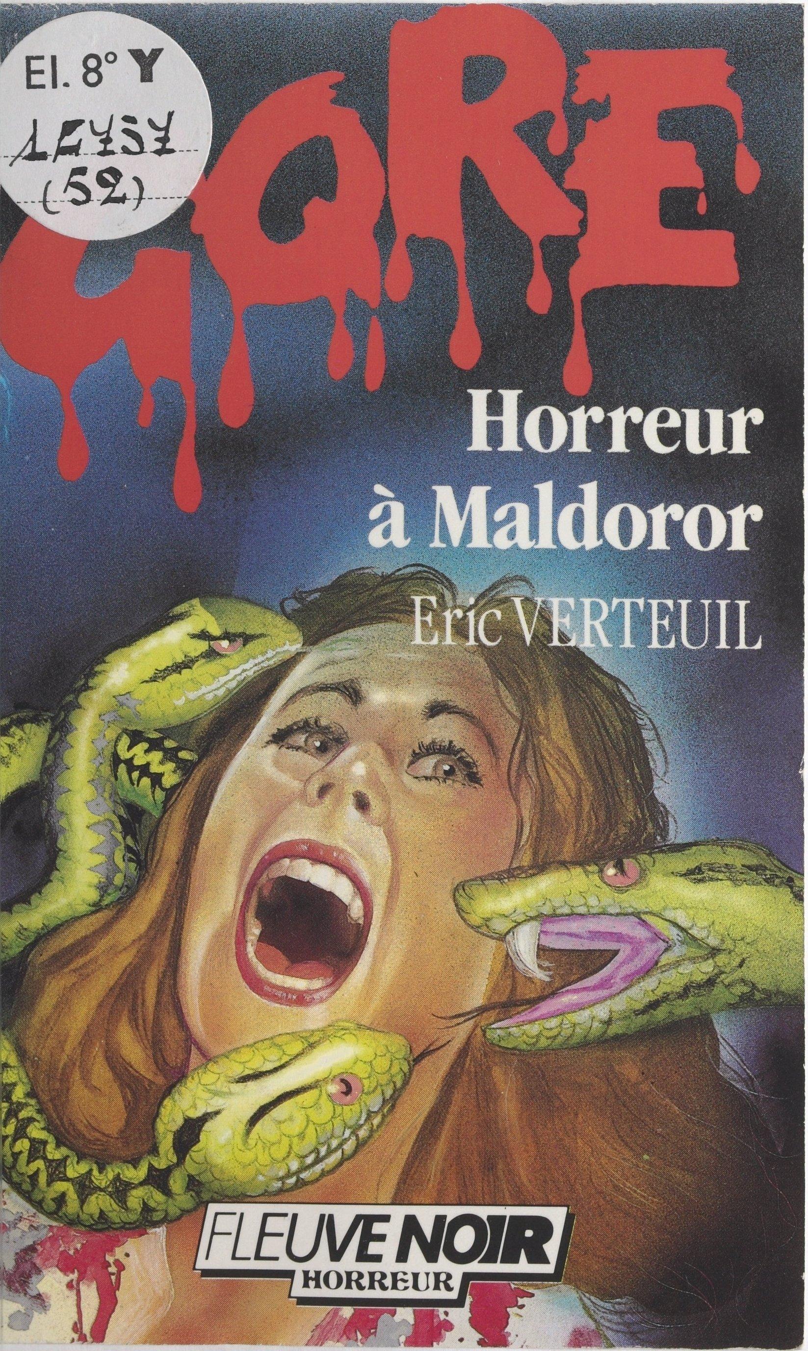 Horreur à Maldoror