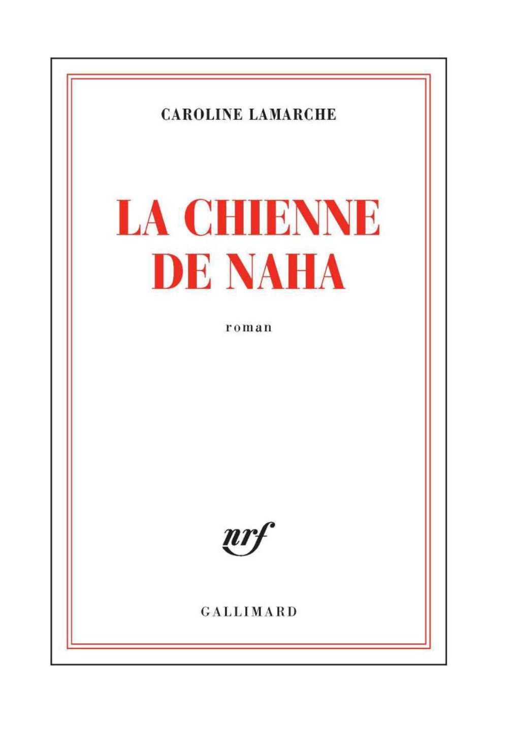La Chienne de Naha