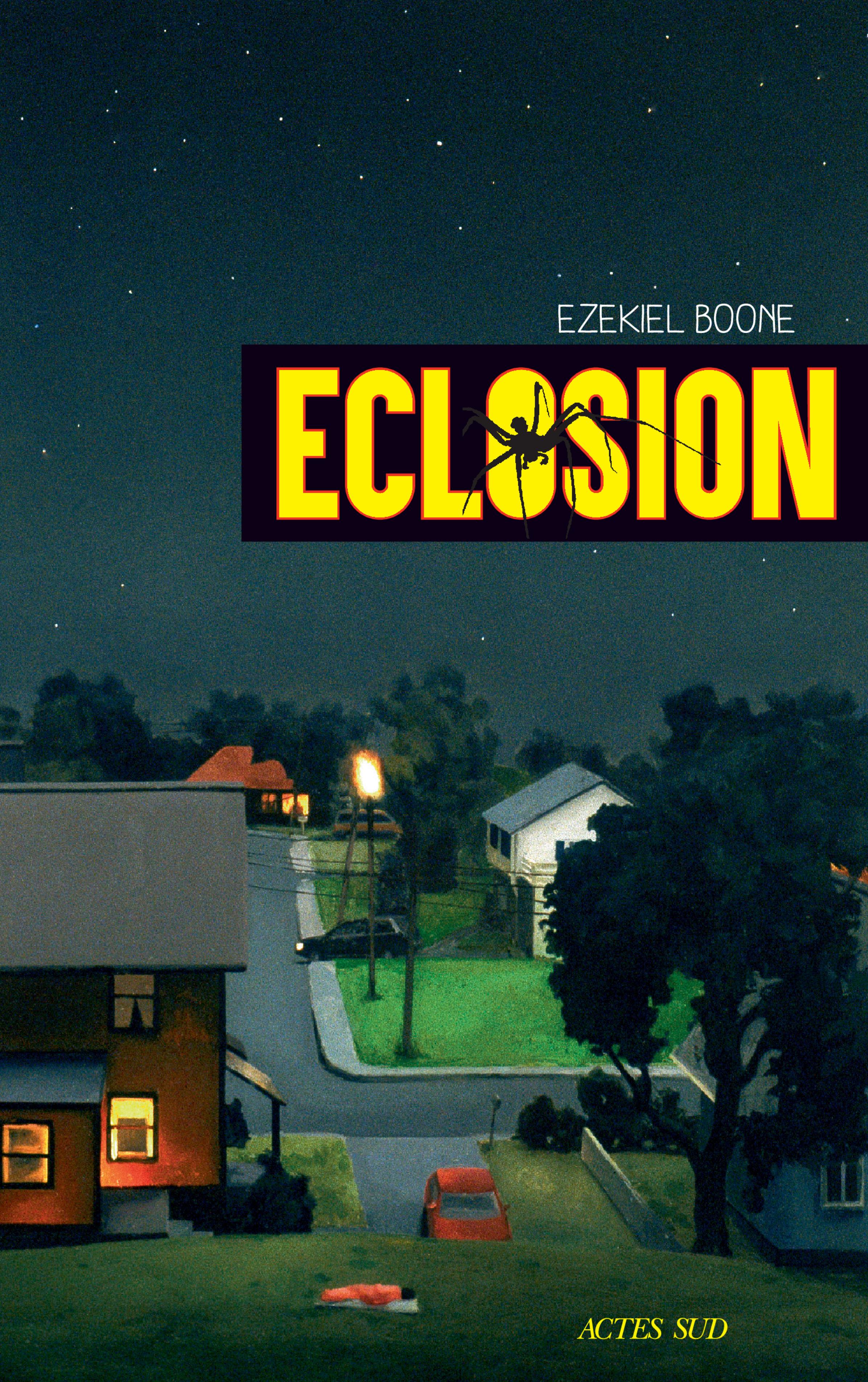 Eclosion | Boone, Ezekiel