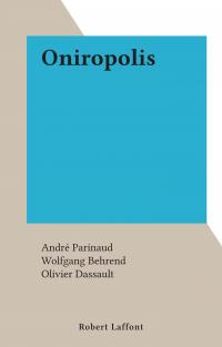 Oniropolis