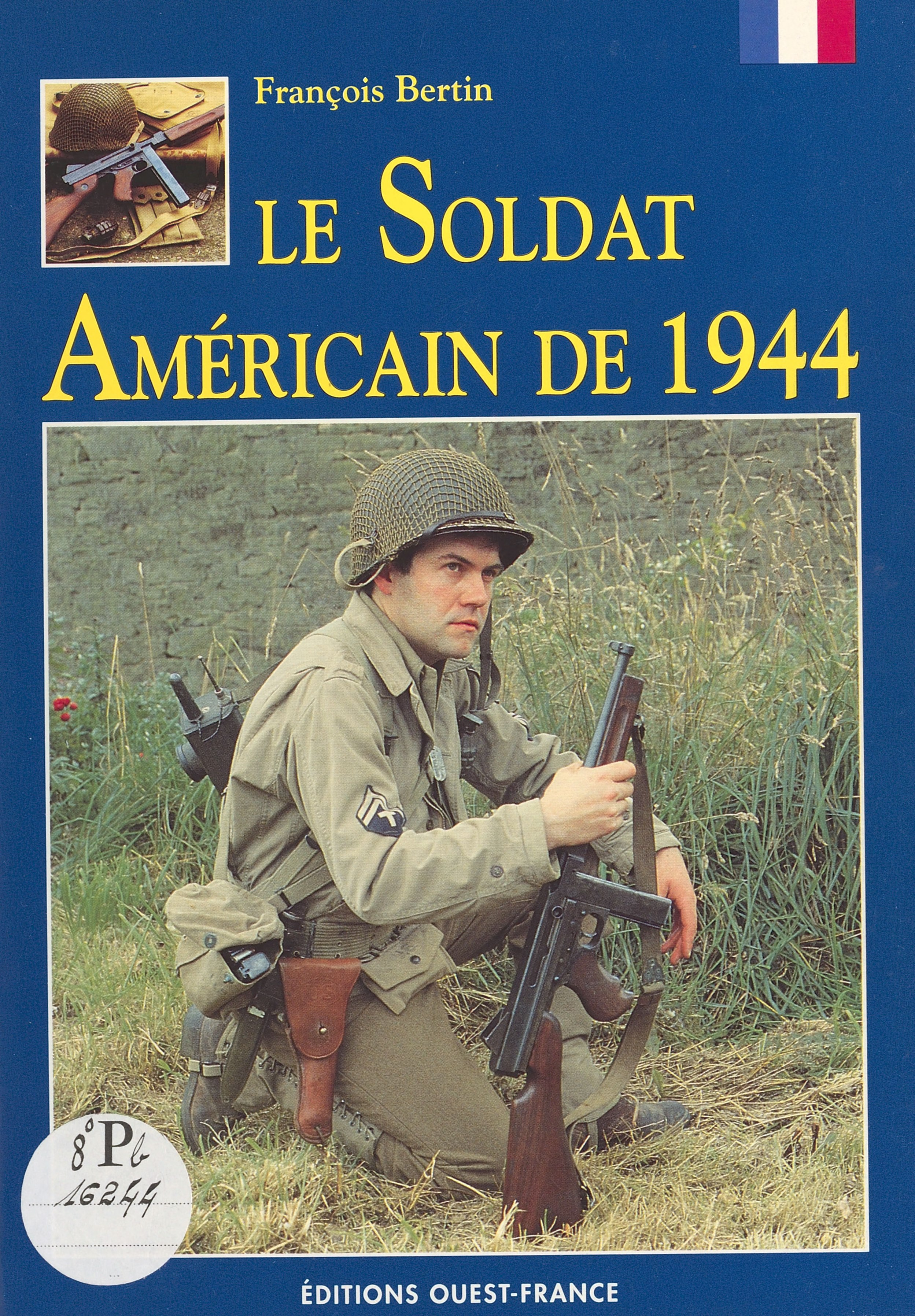 Le Soldat américain de 1944
