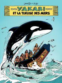 Yakari - tome 38 - La tueuse des mers | Derib, . Illustrateur