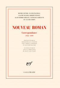 Nouveau Roman. Correspondan...