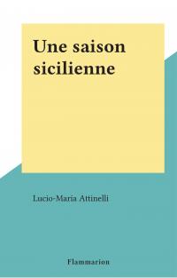 Une saison sicilienne