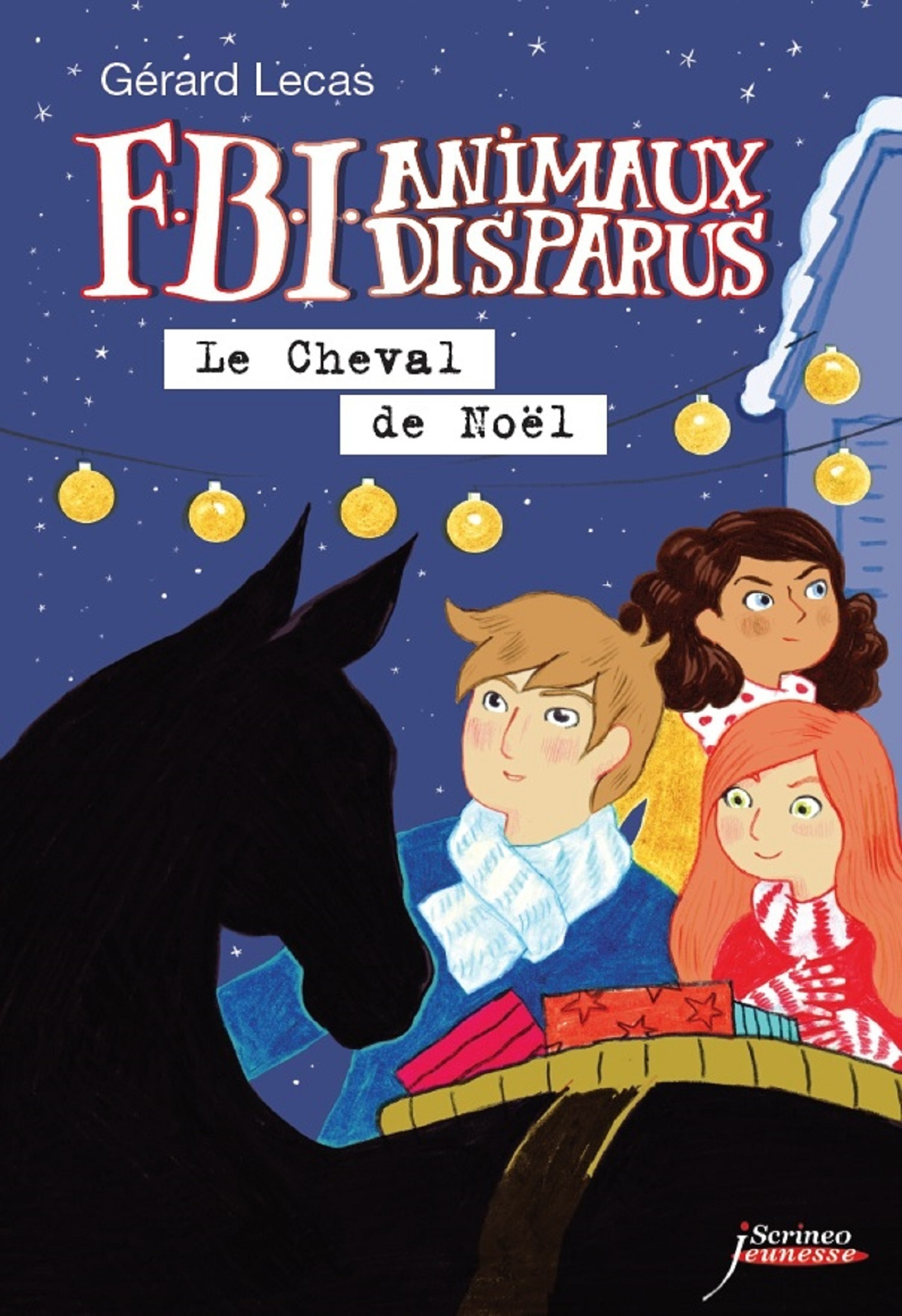 FBI Animaux disparus - Le cheval de noel