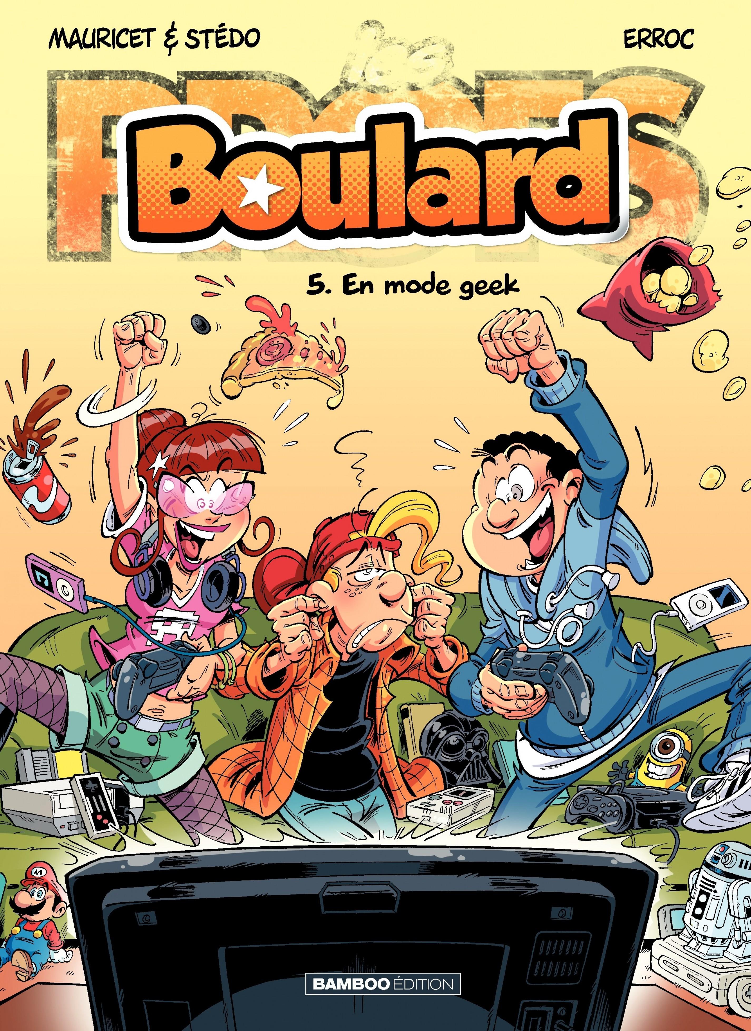 Boulard - Tome 5 - En mode ...
