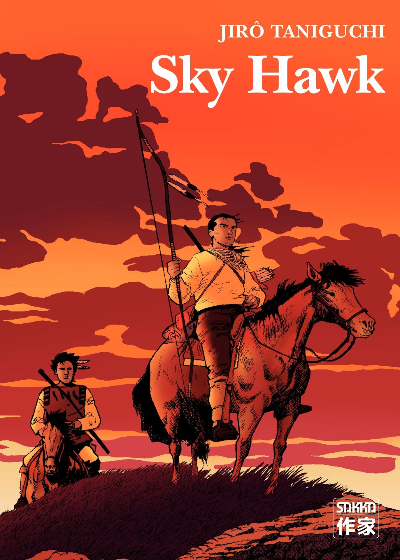 Sky Hawk | Quentin, Corinne