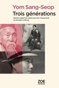 Trois générations | YOM, Sang-Seop. Auteur