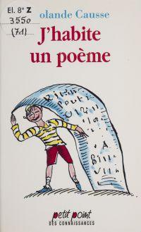 J'habite un poème