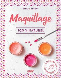 Image de couverture (Maquillage 100 % naturel)