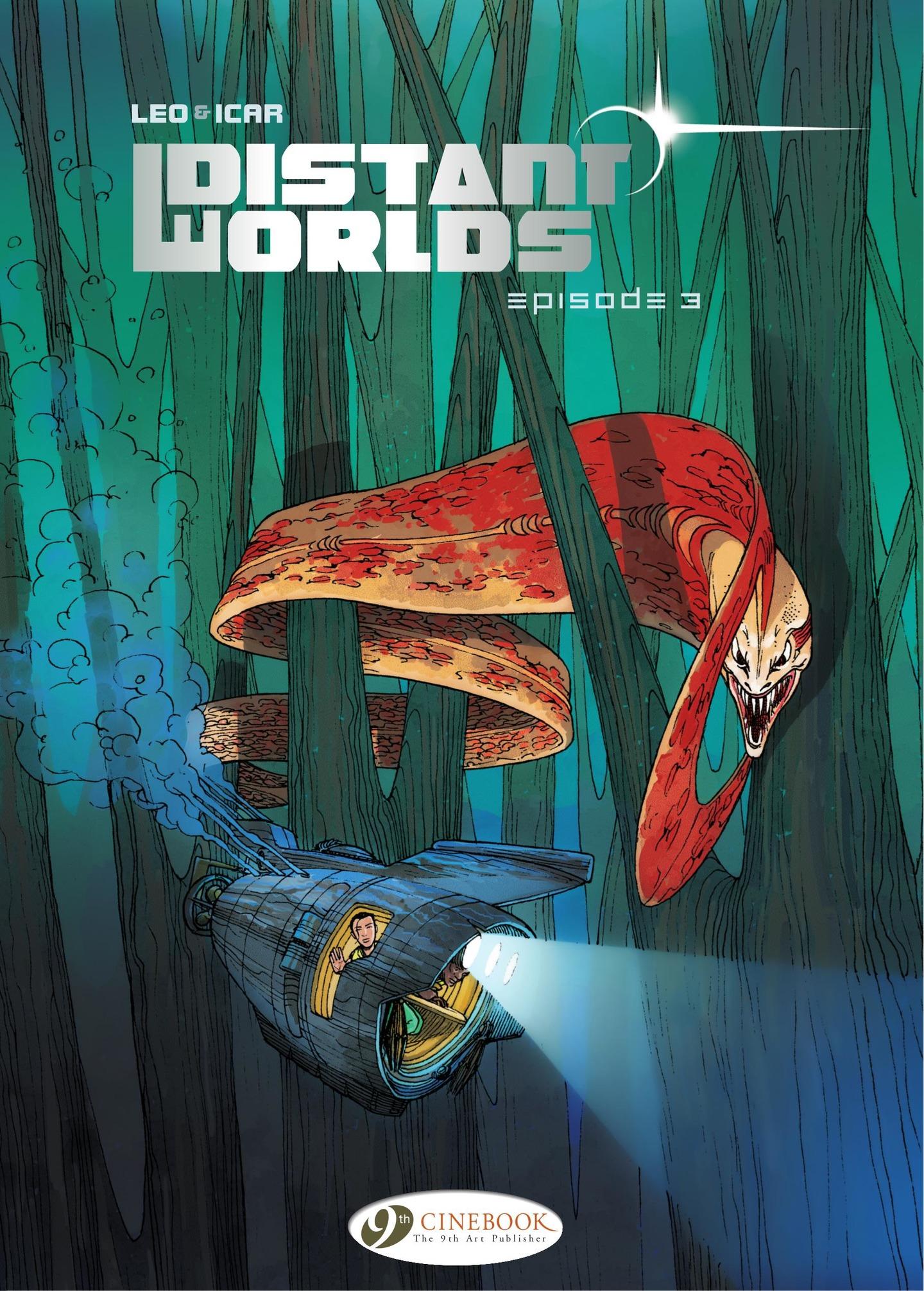 Distant Worlds - Volume 3