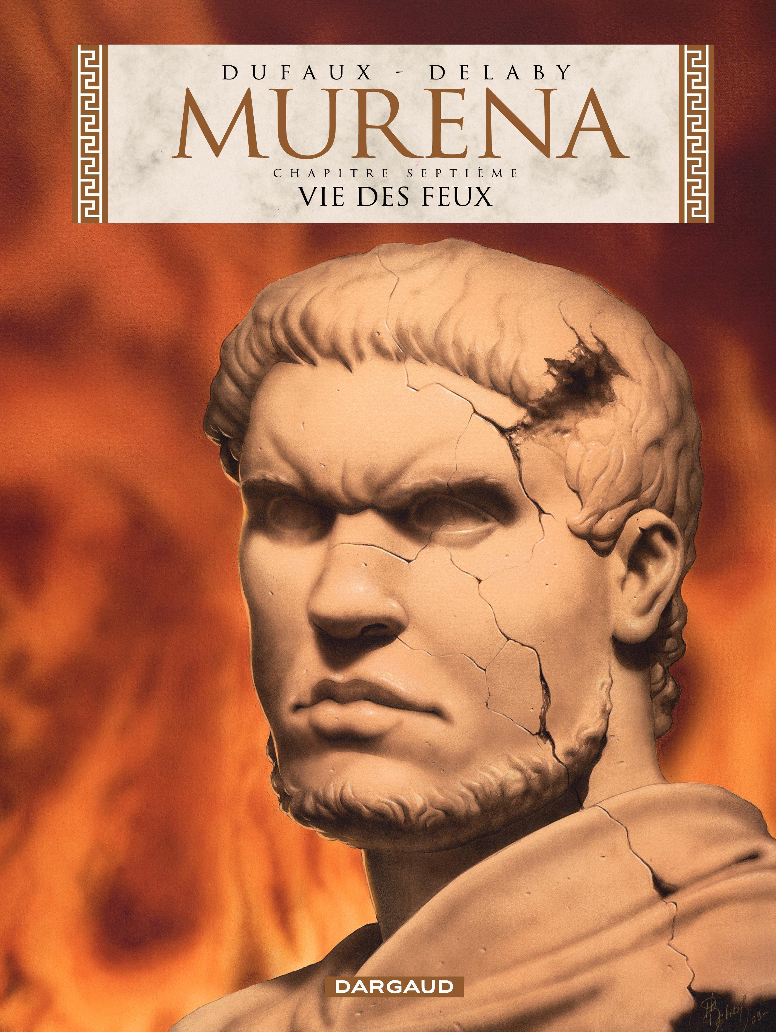 Murena - tome 7 - Vie des feux