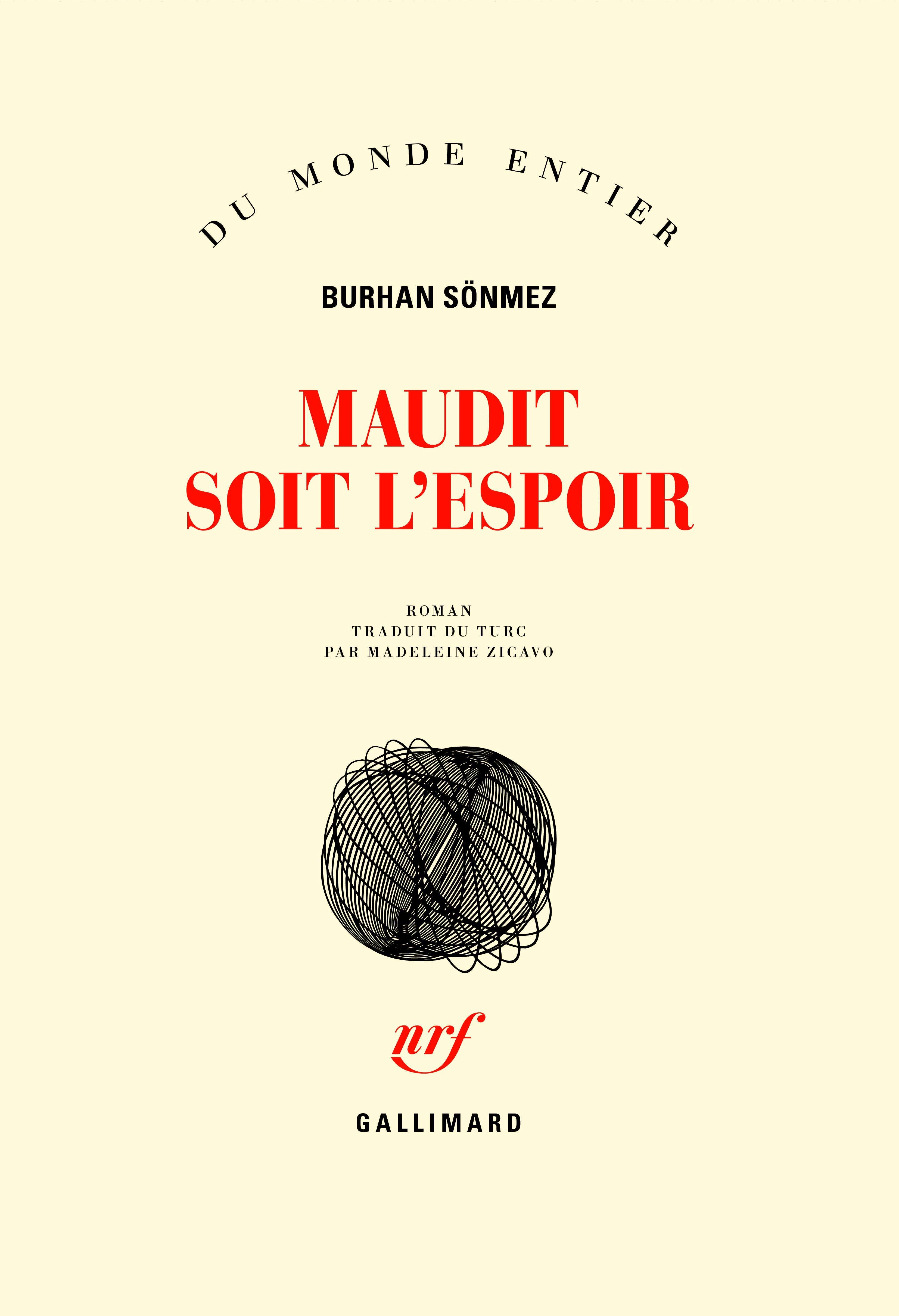 MAUDIT SOIT L'ESPOIR
