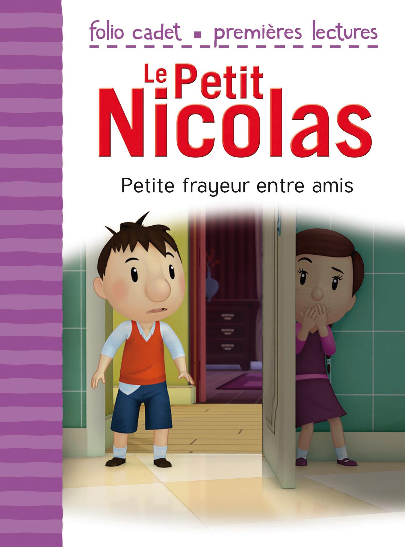 Le Petit Nicolas (Tome 32) - Petite frayeur entre amis |