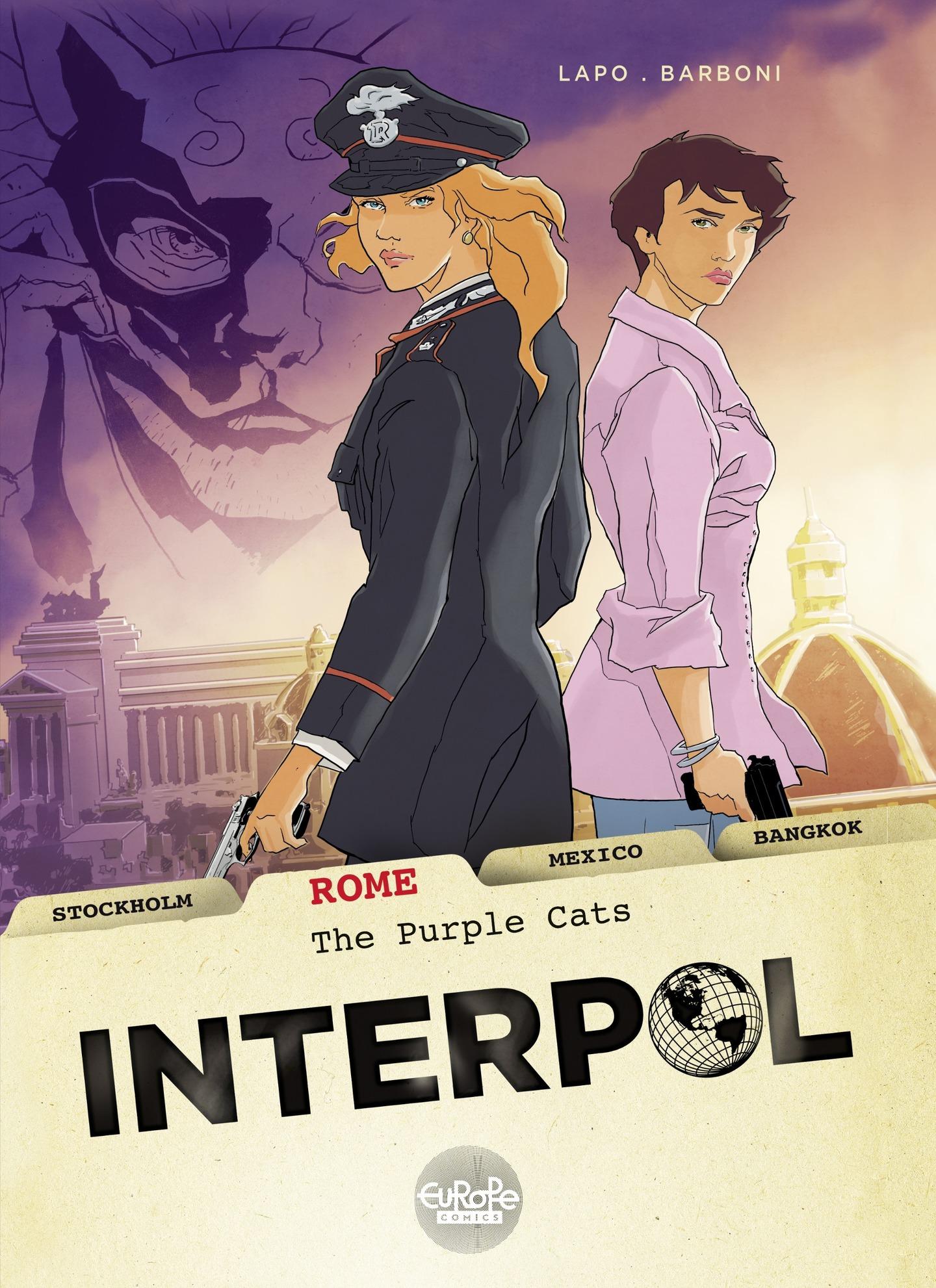 Interpol 3. Rome: The Purpl...
