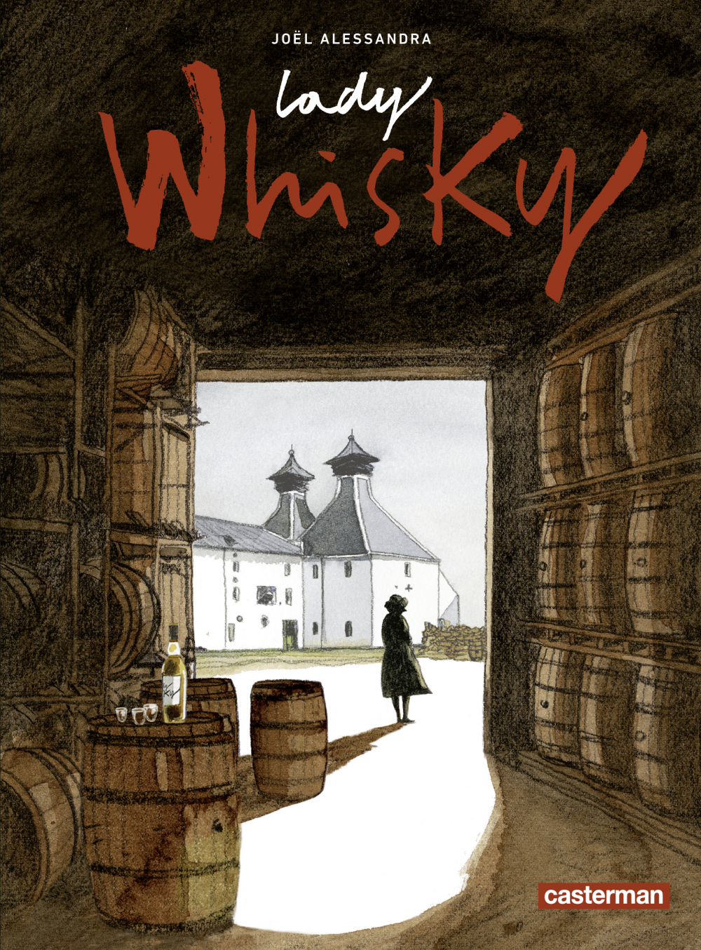 Lady Whisky | Alessandra, Joël (1967-....). Auteur