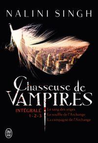Chasseuse de vampires  - L'Intégrale 1 (Tomes 1 ,2 et 3) | Singh, Nalini. Auteur