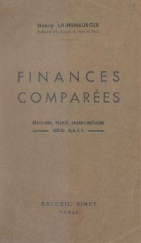 Finances comparées