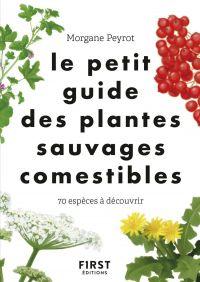 Cover image (Le Petit guide des plantes comestibles - 70 espèces à découvrir)