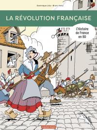 L'Histoire de France en BD - La Révolution française | Heitz, Bruno. Contributeur