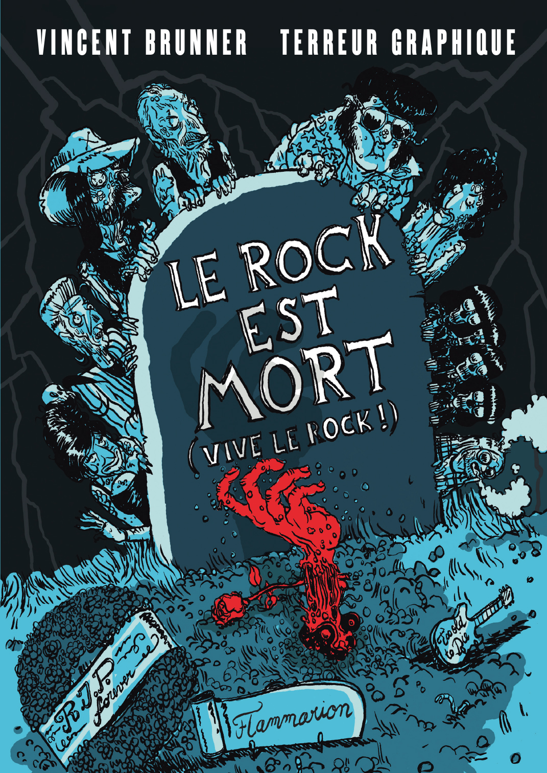 Le rock est mort, vive le rock!