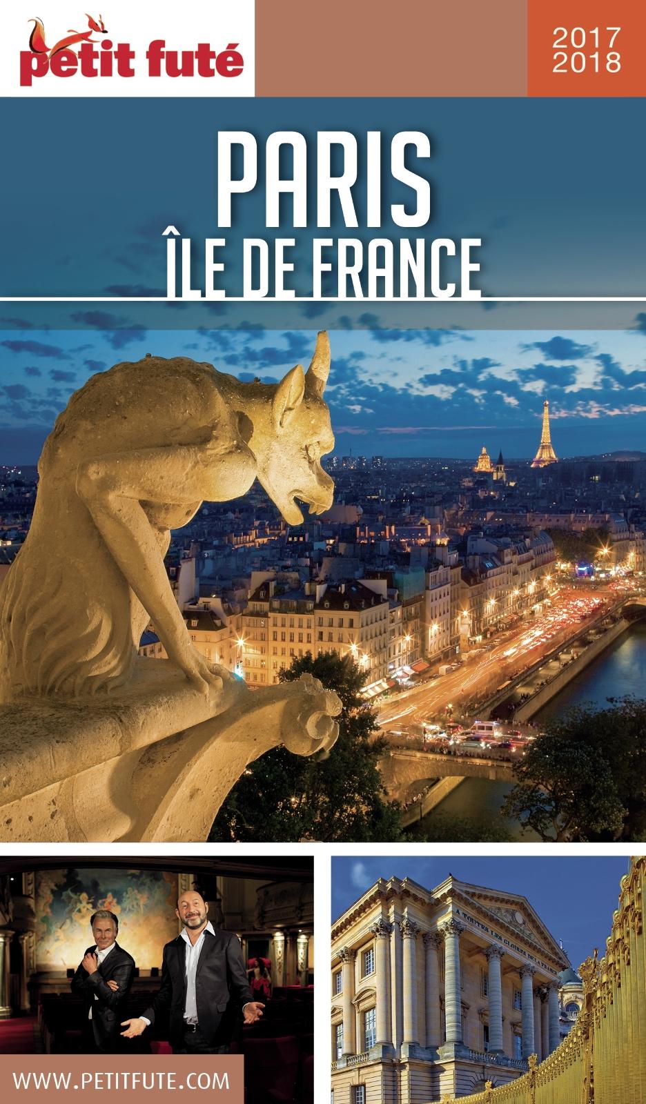 PARIS ÎLE DE FRANCE 2017/20...