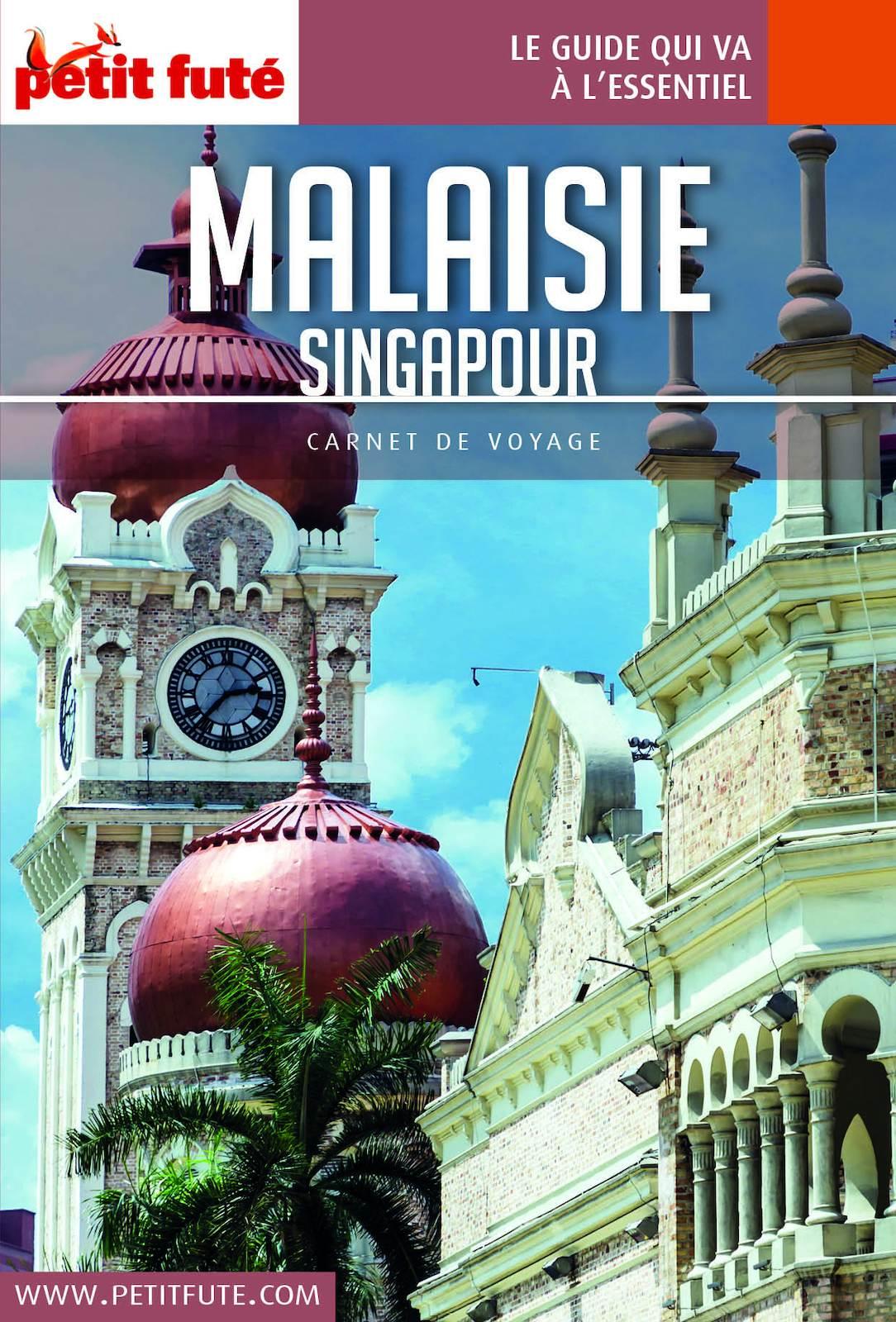 MALAISIE - SINGAPOUR 2018 Carnet Petit Fut?