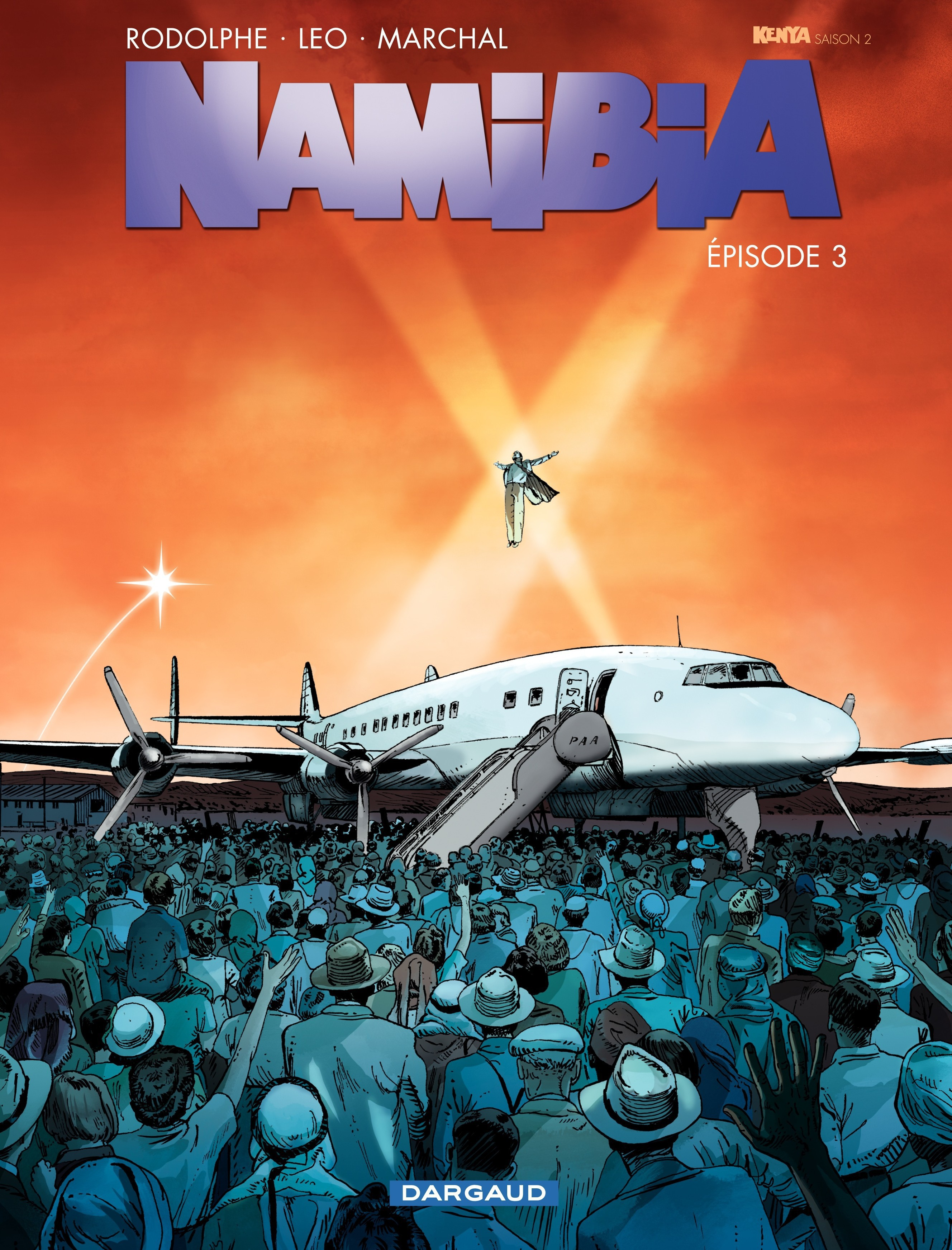 Namibia  - tome 3