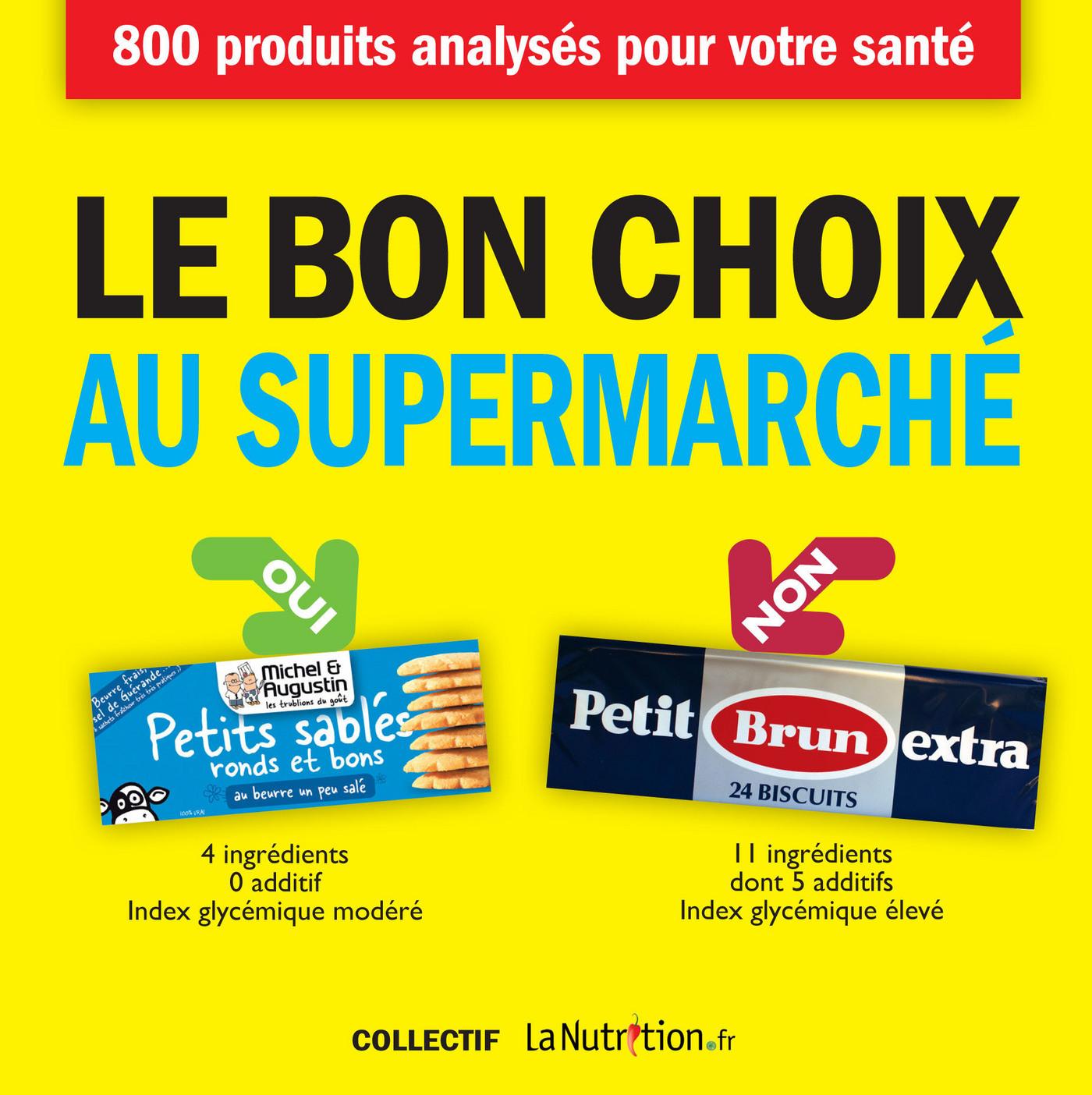 Le Bon Choix au supermarch?