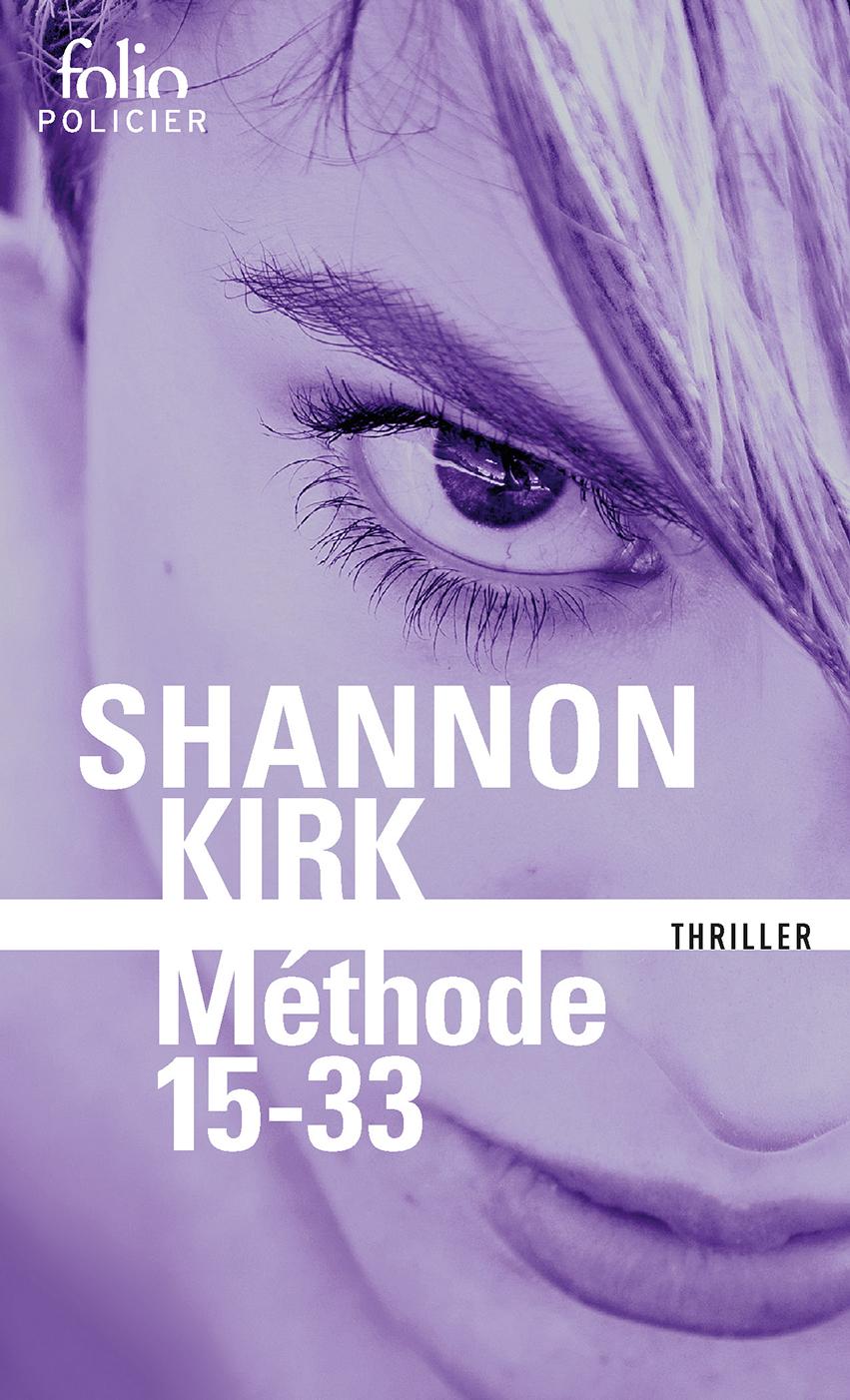 Méthode 15-33   Kirk, Shannon