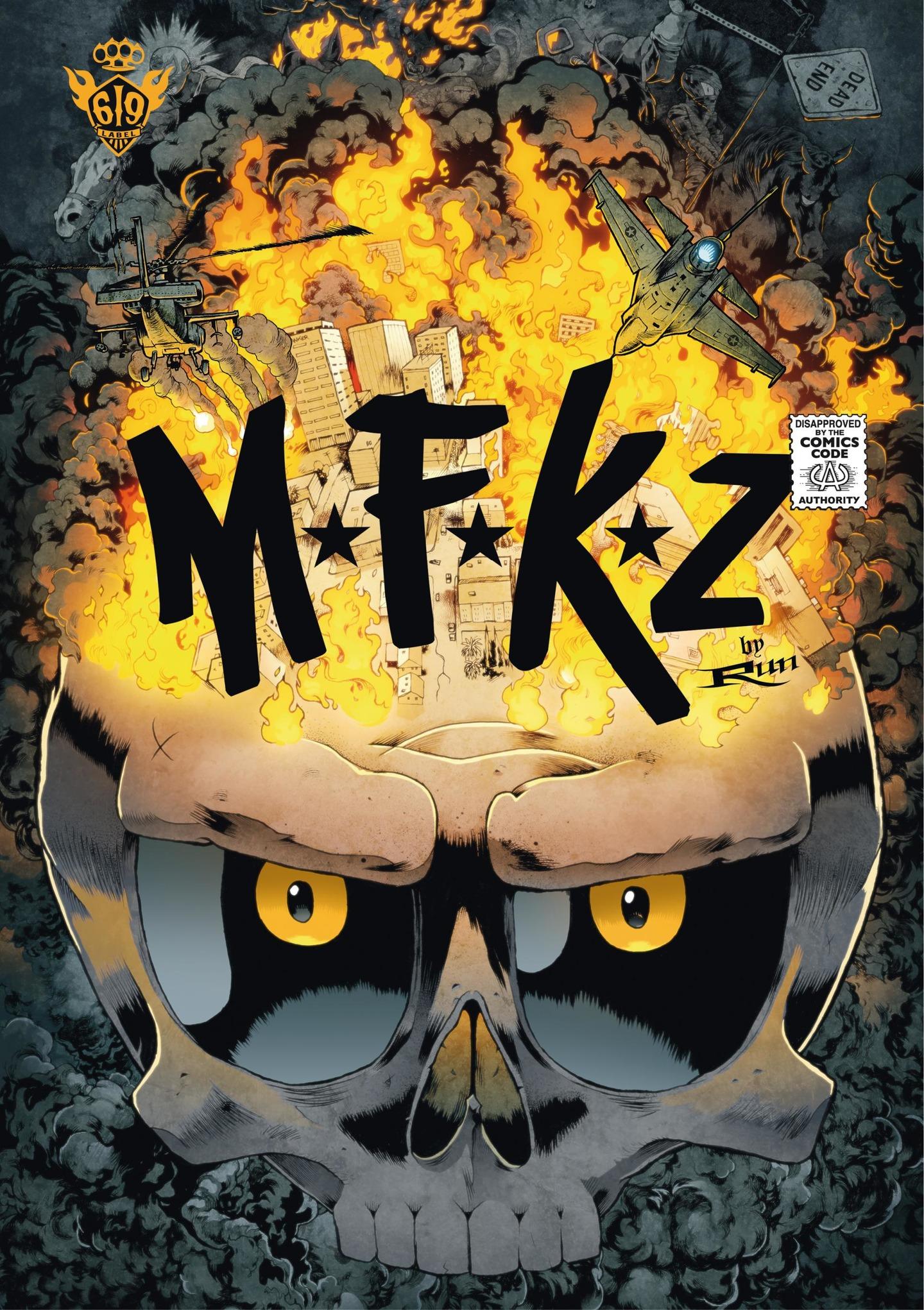 MFKZ - Volume 4