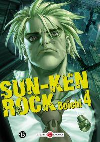 Sun-Ken Rock - Tome 4