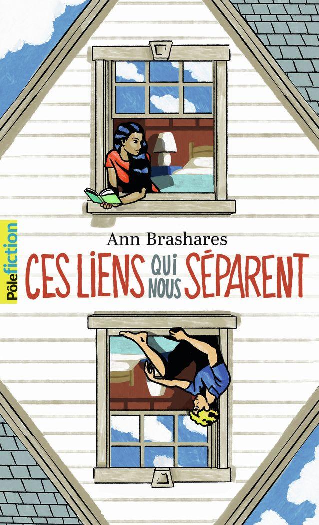 Ces liens qui nous séparent   Brashares, Ann. Auteur