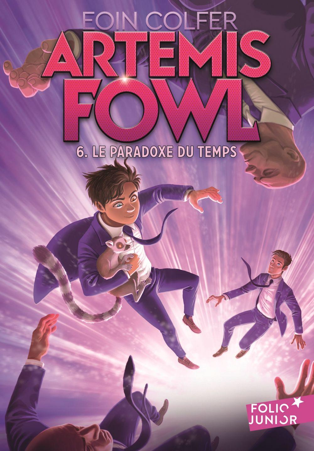 Artemis Fowl (Tome 6) - Le paradoxe du temps |