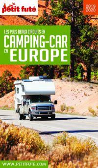 Image de couverture (LES PLUS BEAUX CIRCUITS EN CAMPING-CAR EN EUROPE 2019/2020 Petit Futé)