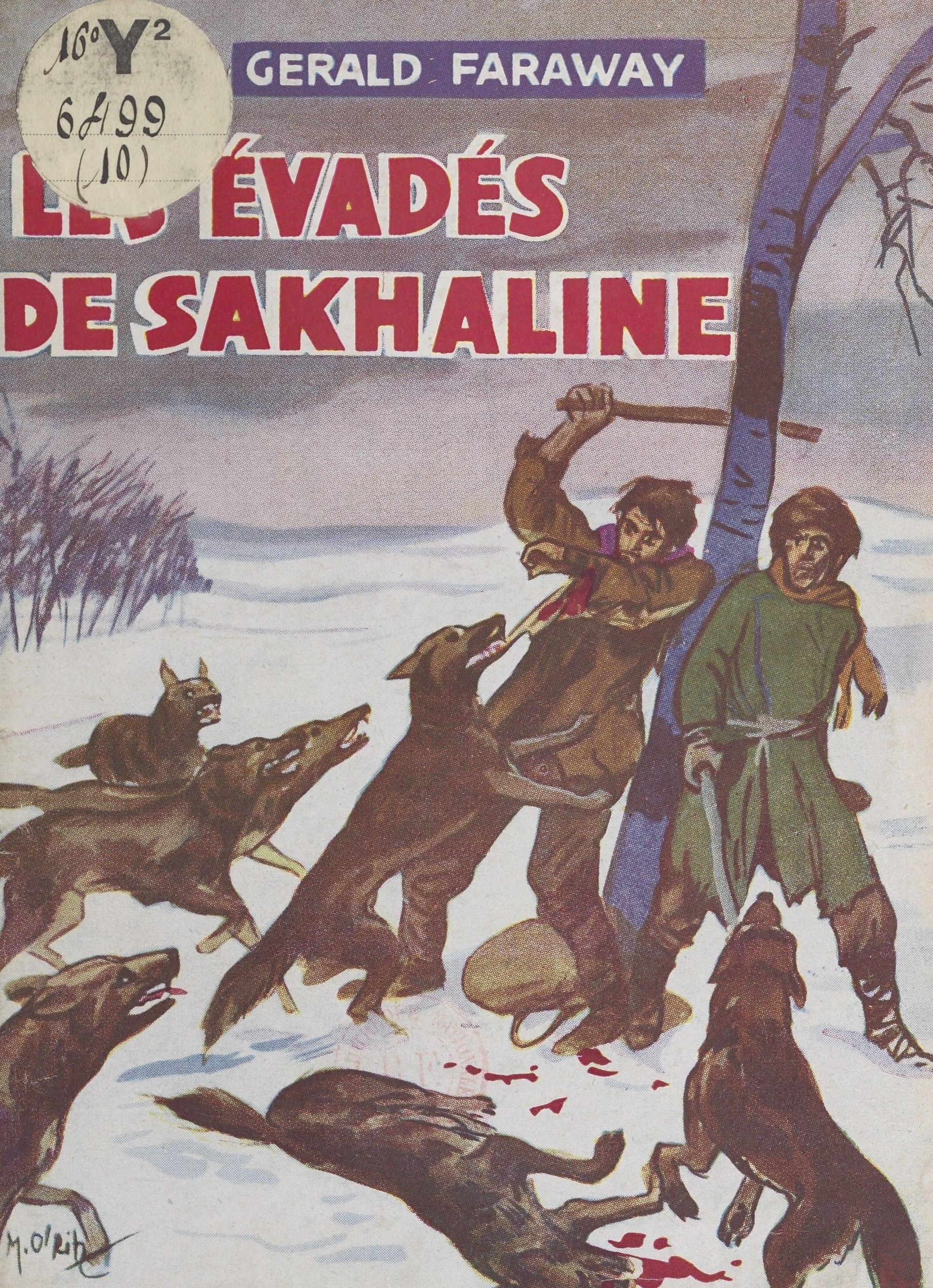 Les évadés de Sakhaline