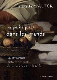 Cover image (Les Petits plats dans les grands)