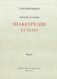 Théâtre et poésie. Shakespe...