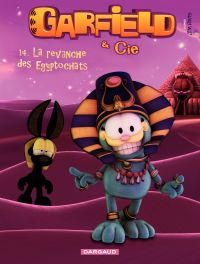 Garfield & Cie – tome 14 - La revanche des Egyptochats