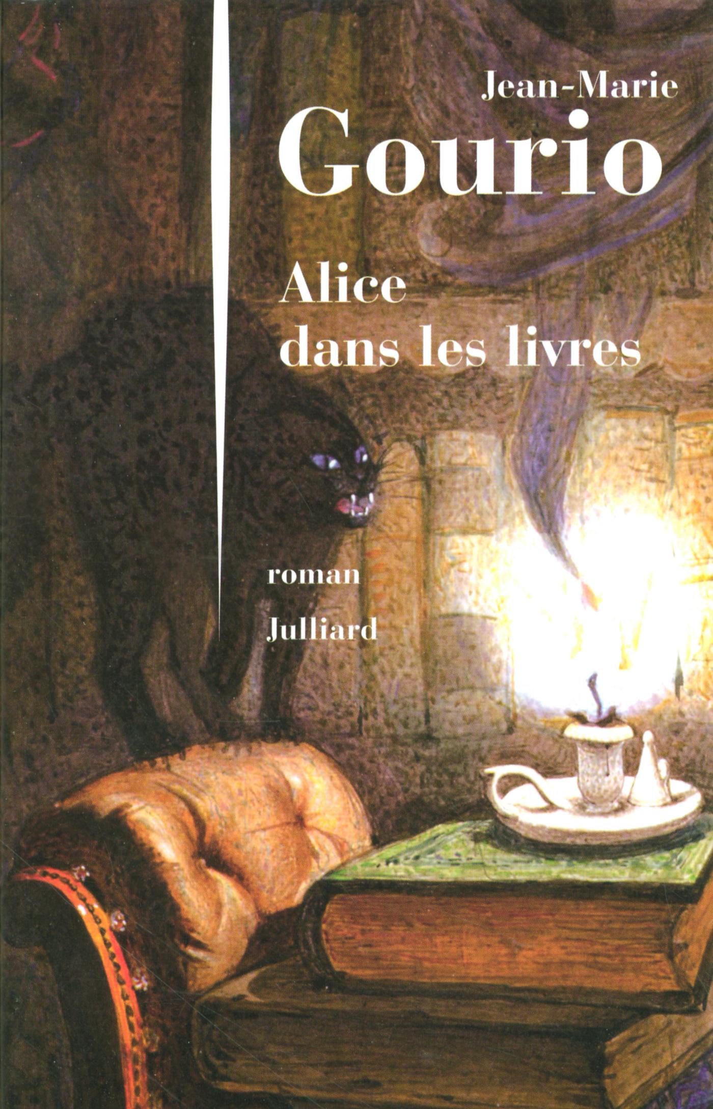Alice dans les livres | GOURIO, Jean-Marie