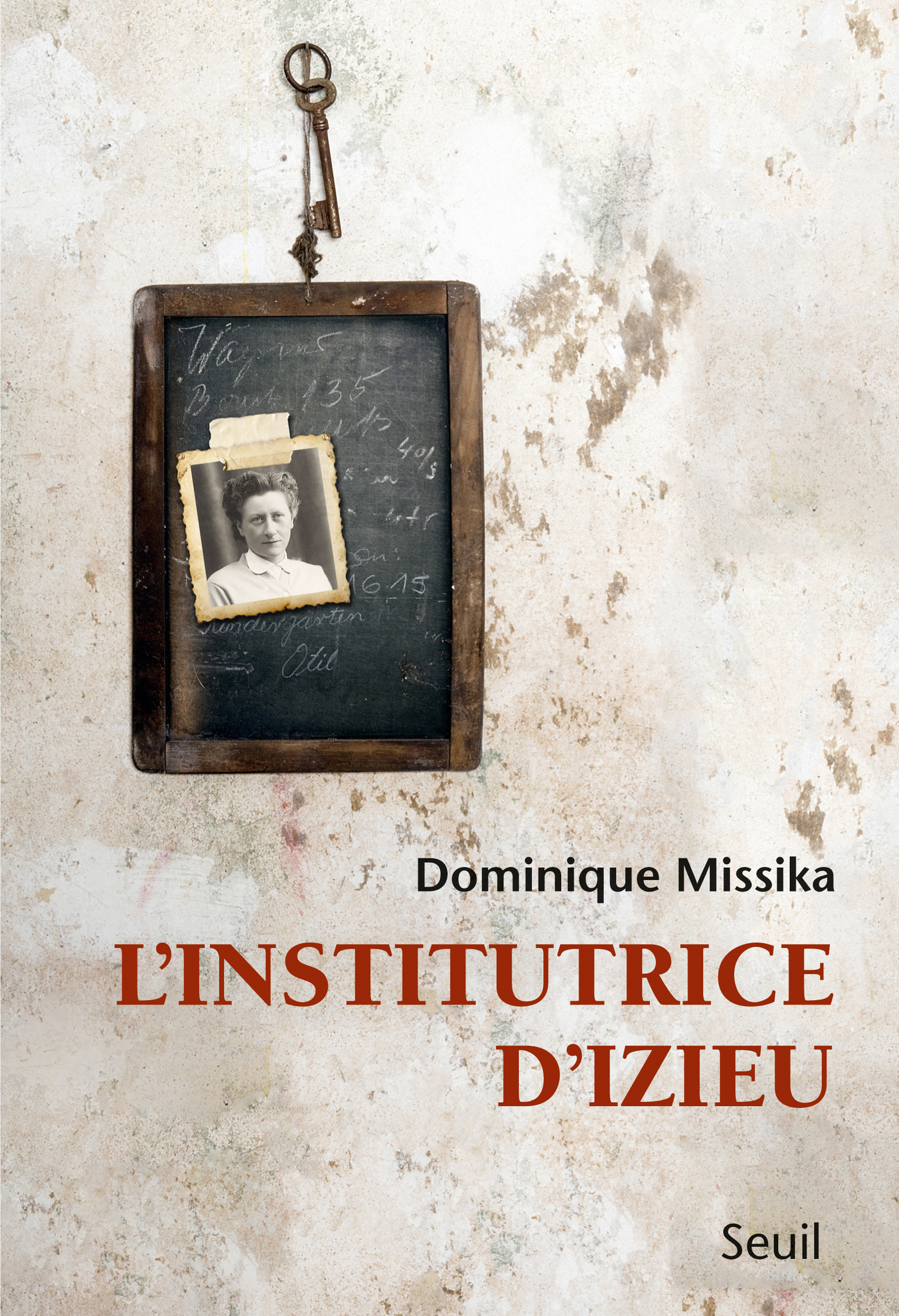 L'Institutrice d'Izieu