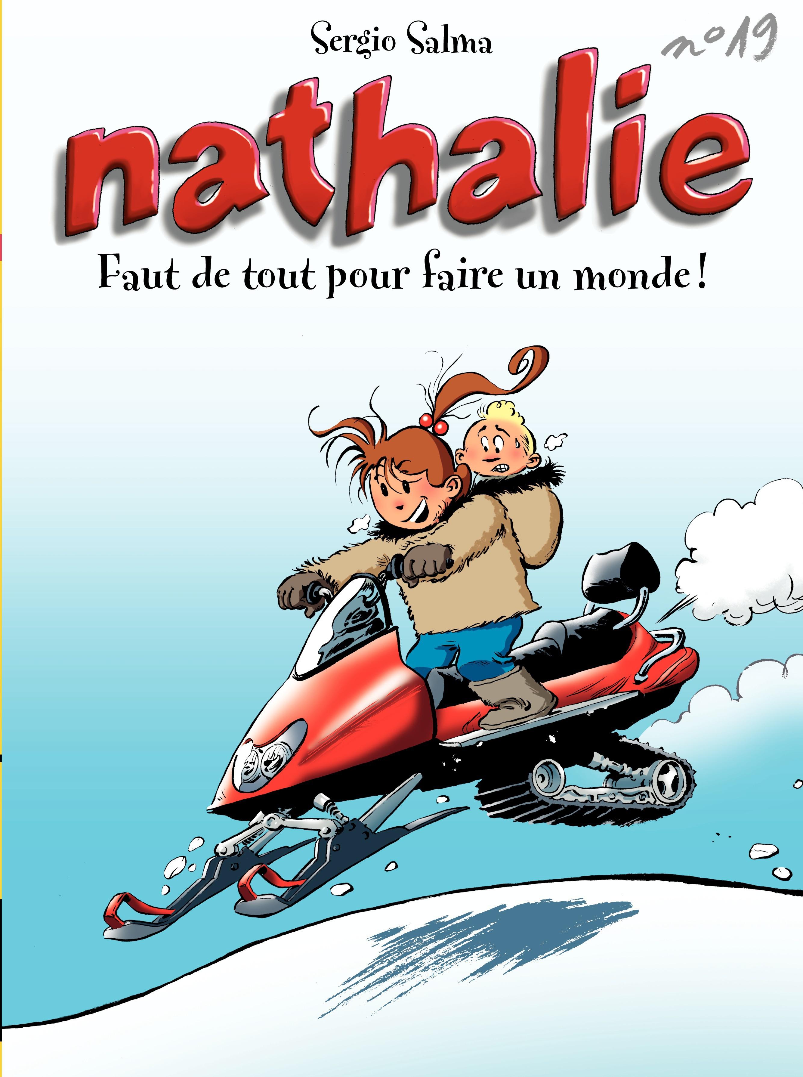 Nathalie (Tome 19) - Faut de tout pour faire un monde !