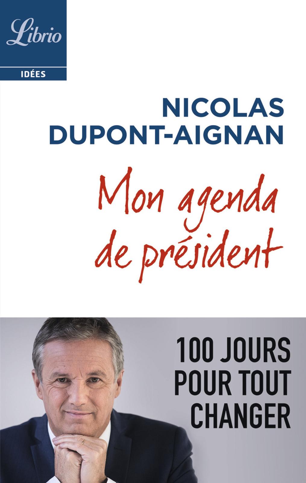 Mon agenda de président