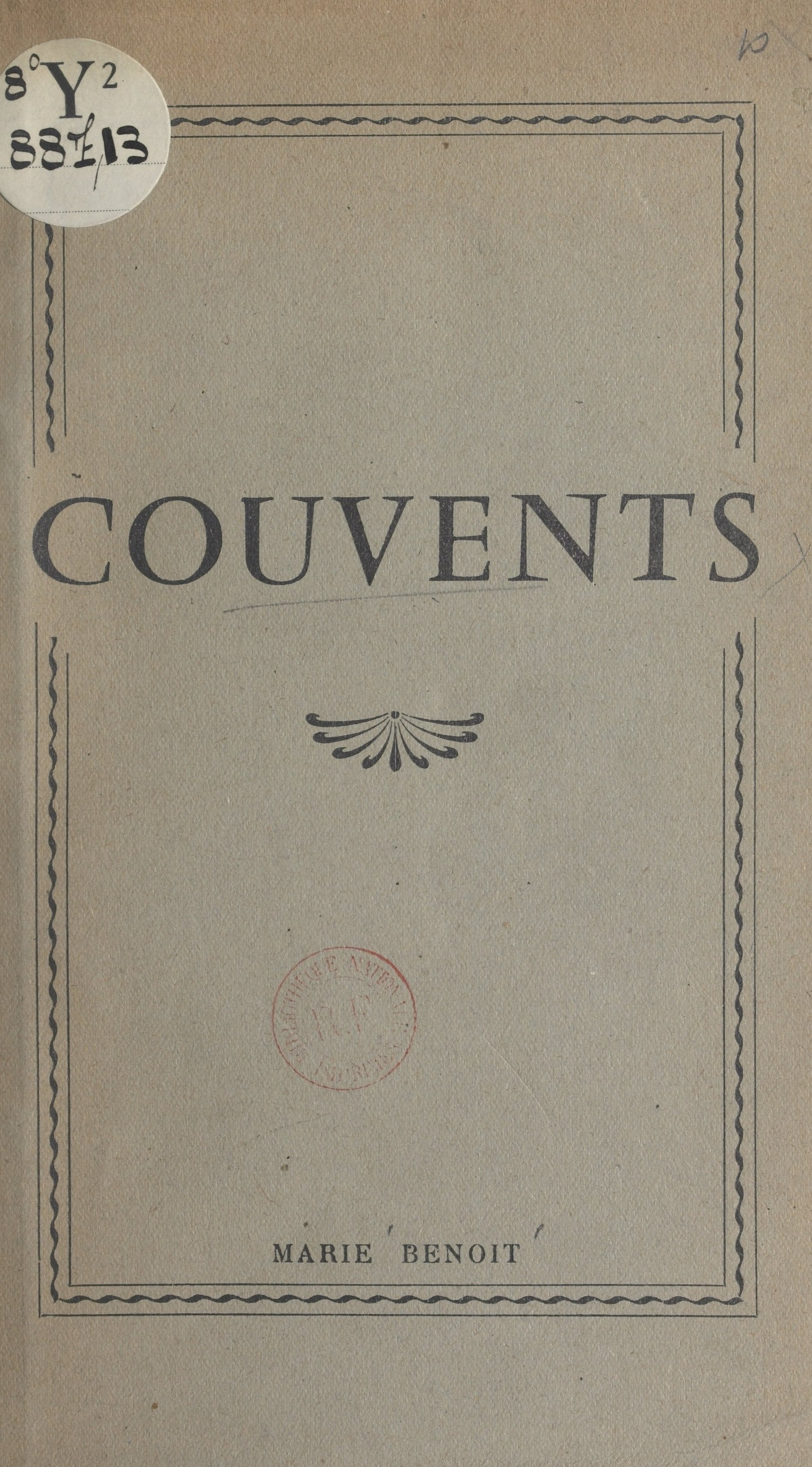 Couvents