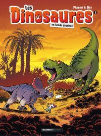 Les Dinosaures en BD - Tome 05