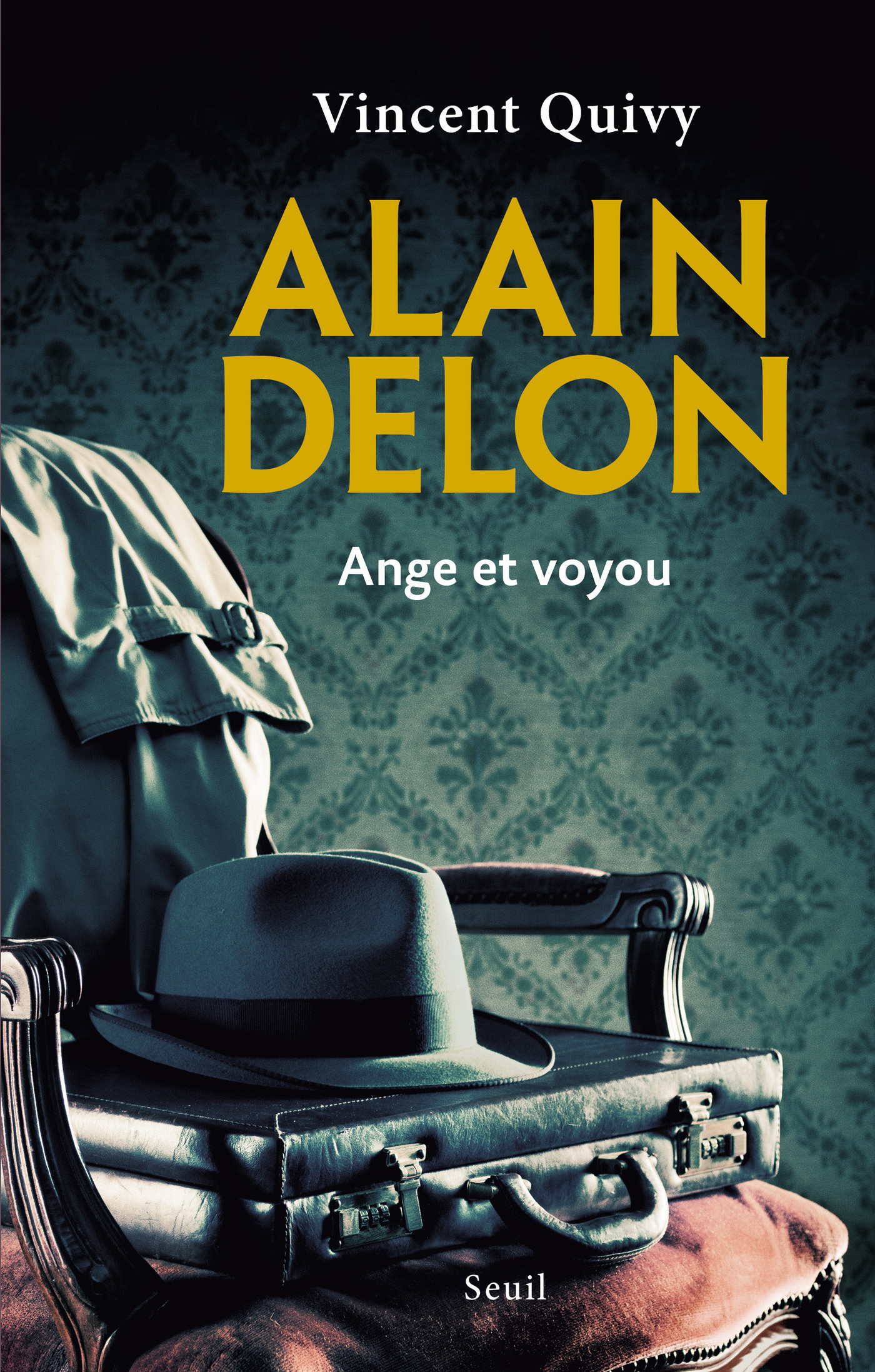 Alain Delon, ange et voyou
