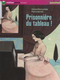 Prisonnière du tableau !