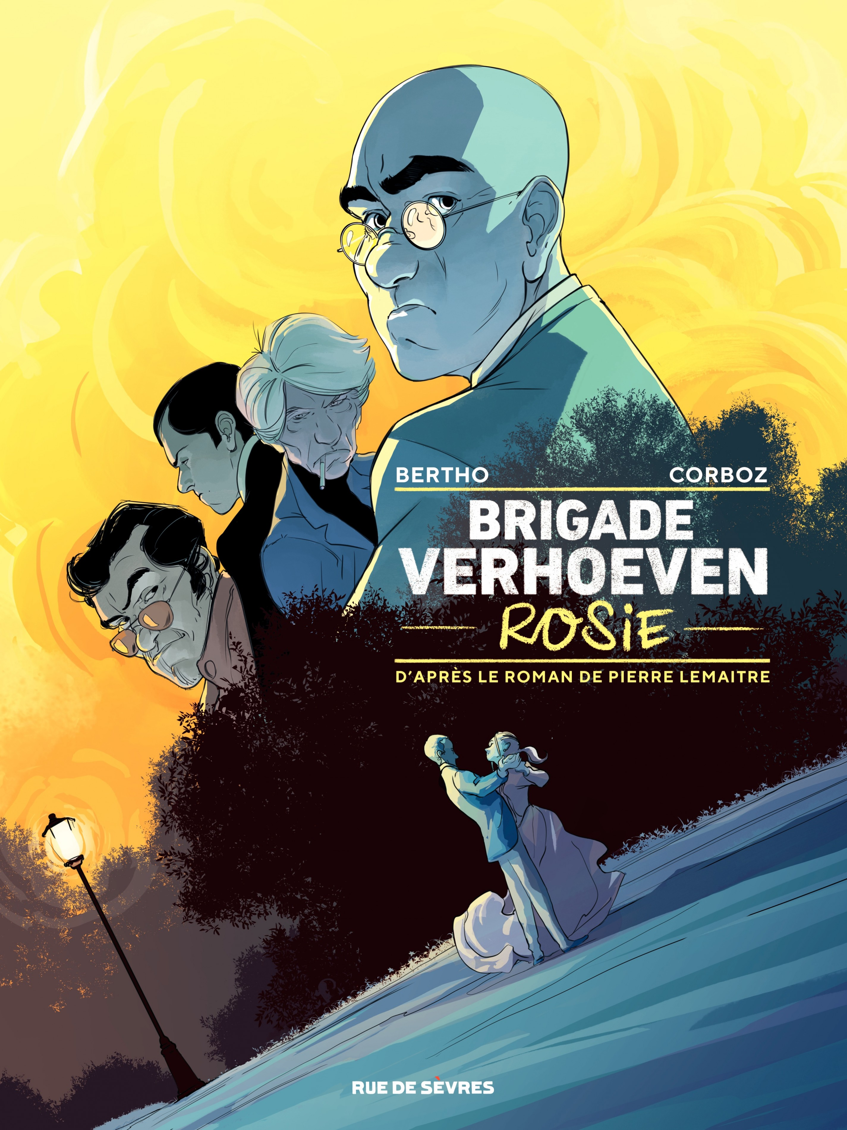 Brigade Verhoeven - Tome 1