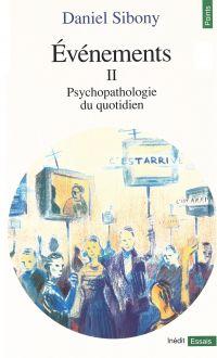 Evénements II - Psychopatho...