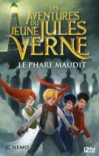 Les Aventures du Jeune Jules Verne - tome 2 : Le phare maudit | CANALS, Cuca. Auteur